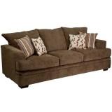 3650 Cornell Cocoa Sofa [AM-C3653-1661-GG]