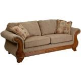 5700 Traveler Havana Sofa [AM-C5703-9014-GG]