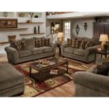 3700 Series 4 Piece Living Room Set in Masterpiece Mushroom [AM-C3700-3953-LIVING-SET-GG]