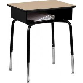 Open Front Desks