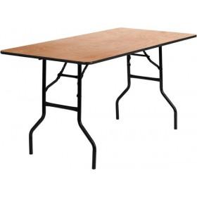 Wood Folding Tables